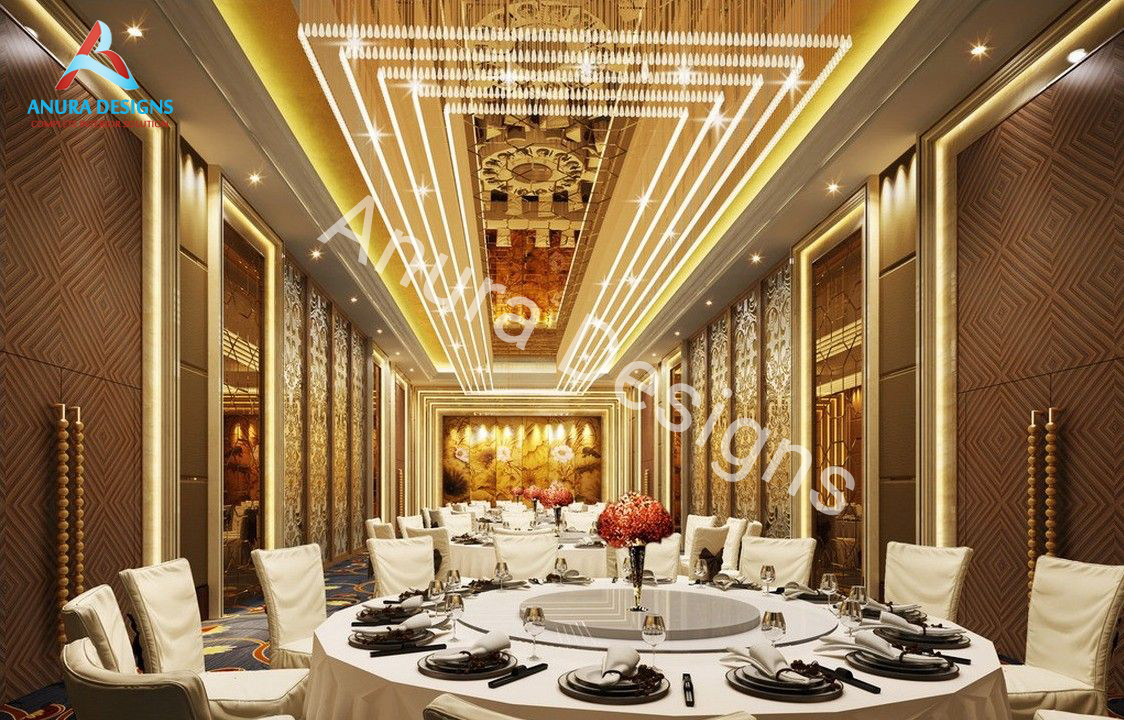 Banquets Interior Designer In Chanakyapuri