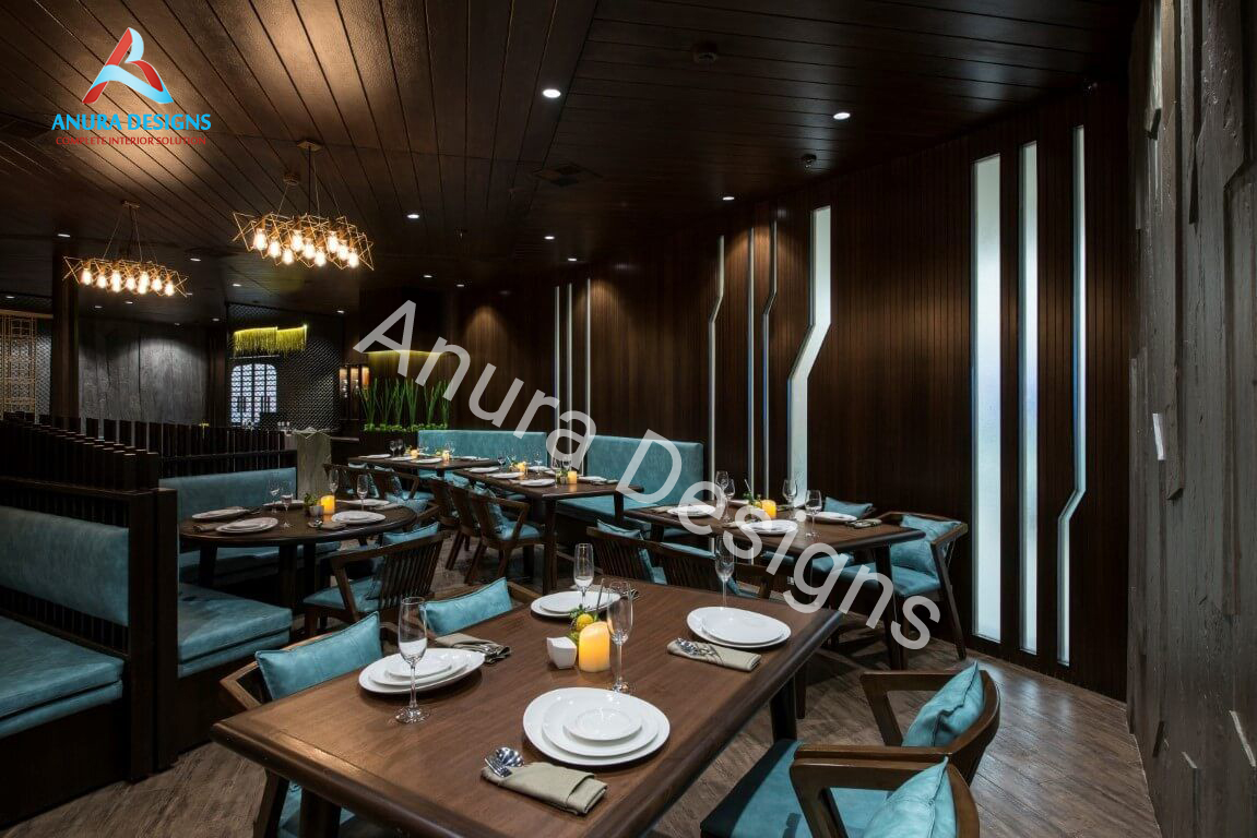 Cafe Interior Designer in Nizamuddin