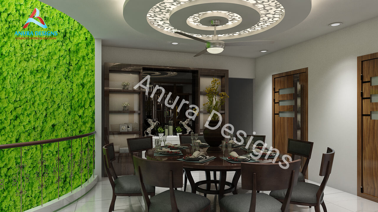 Dining Room Interior Designer in Baljit Nagar