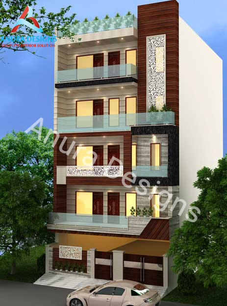 Exterior Designer In Greater Kailash