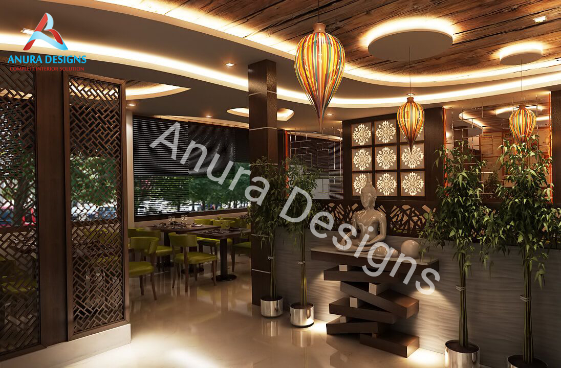 Hotel Interior Designer In Geeta Colony