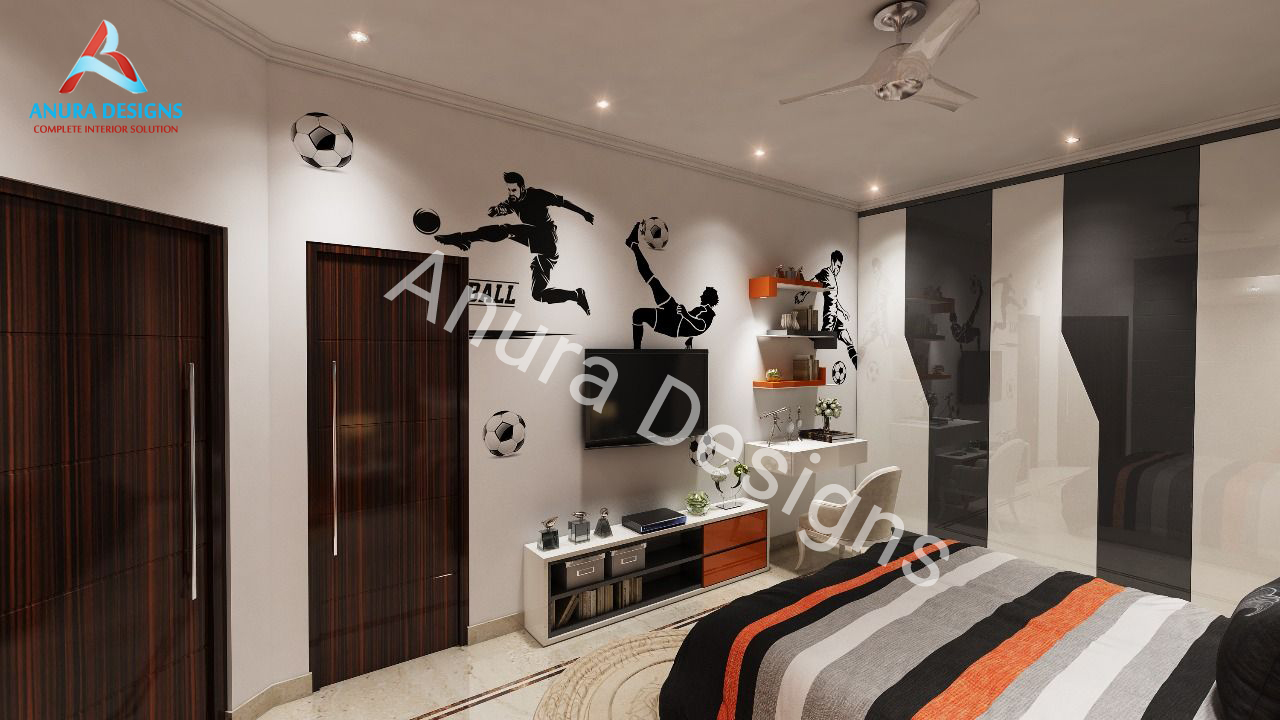 Kids Room Interior Designer In Nehru Place