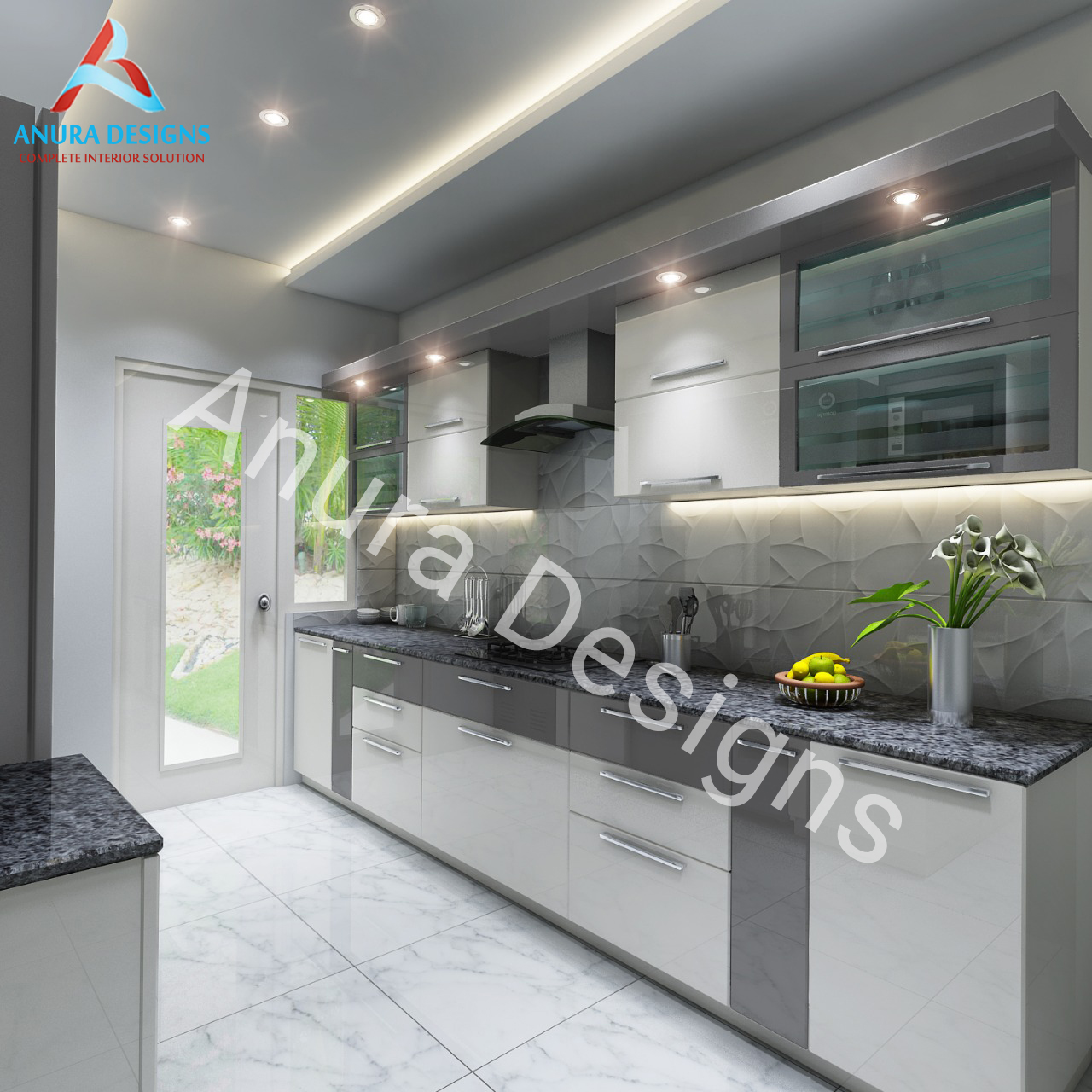 Kitchen Interior Designer in Baljit Nagar