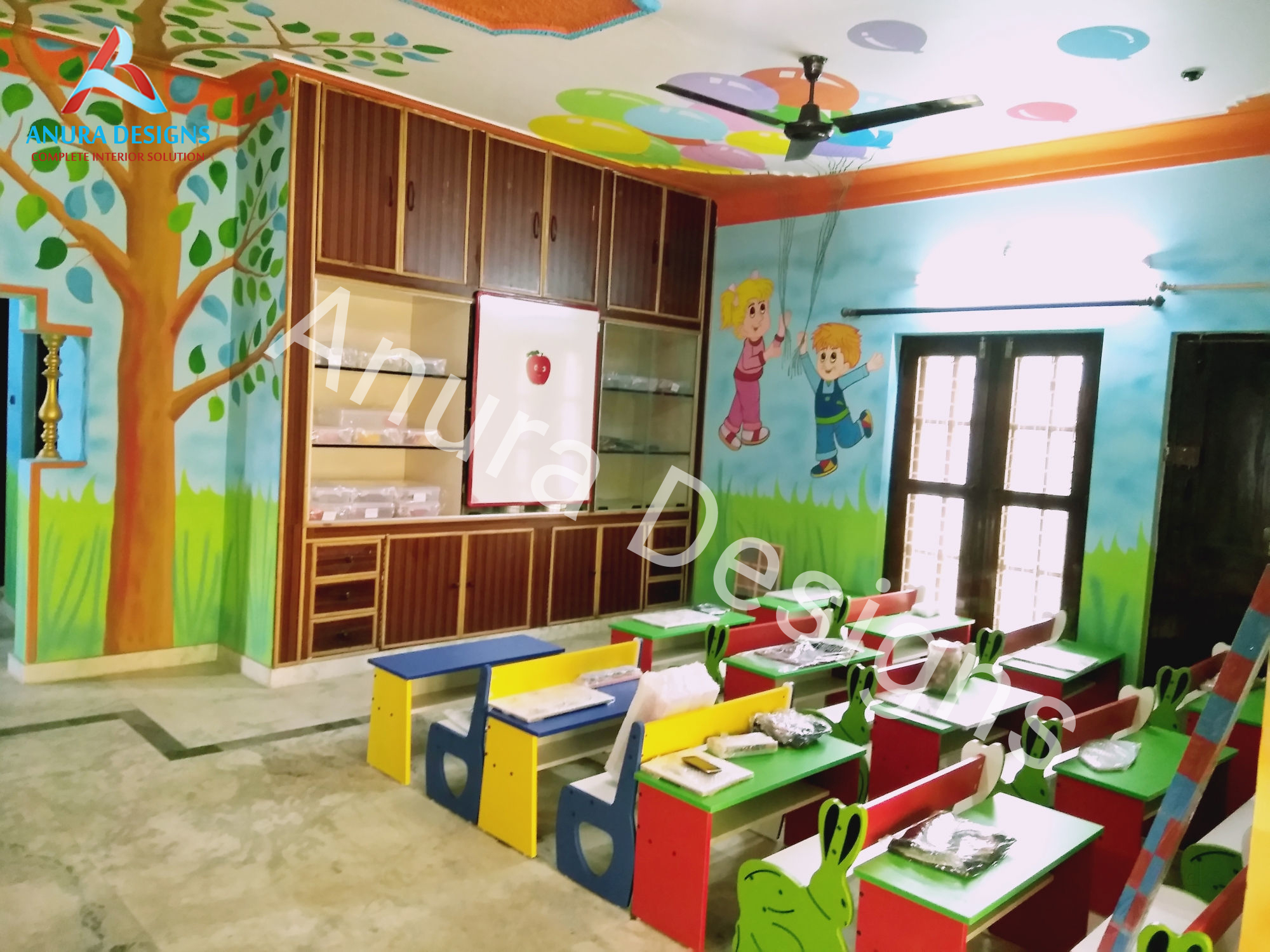 Play School Interior Designer in Baljit Nagar