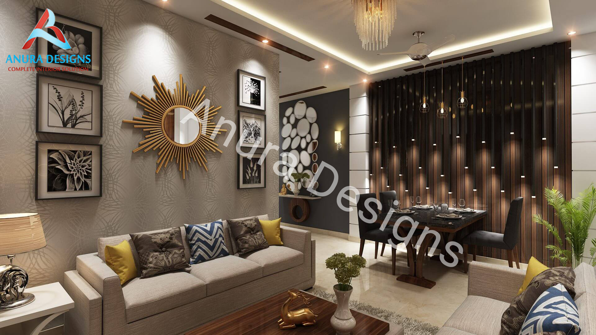 Residential Interior Designer in G B Road