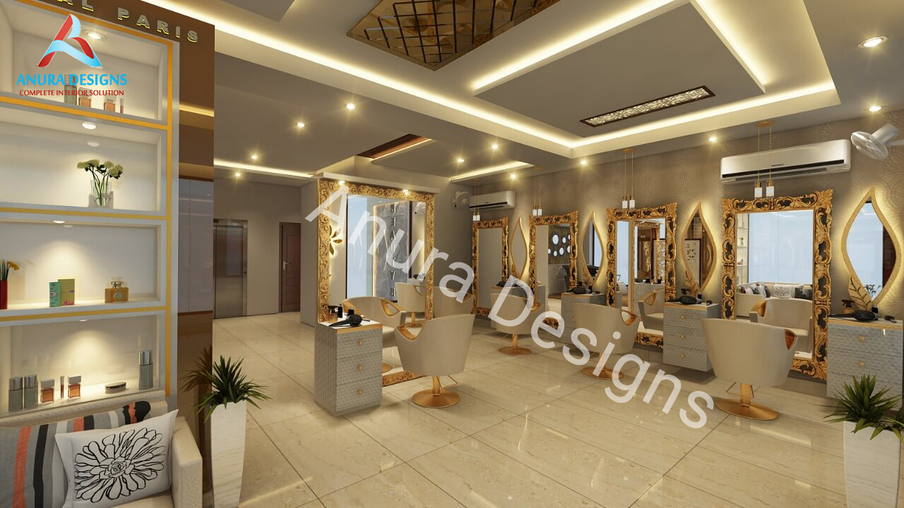 Spa Interior Designer in Baljit Nagar